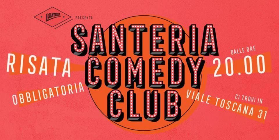 Santeria Comedy Club a Milano