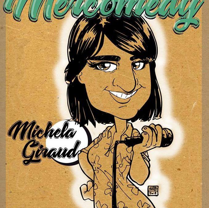 Michela Giraud al Ghe Pensi M.I. di Milano
