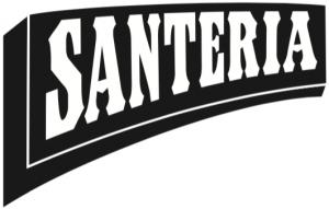 Logo Santeria