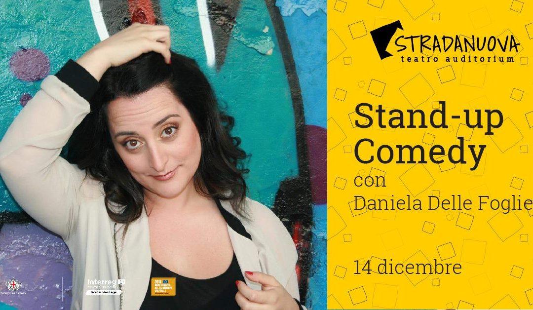 Daniela Delle Foglie all'Auditorium Strada Nuova di Genova