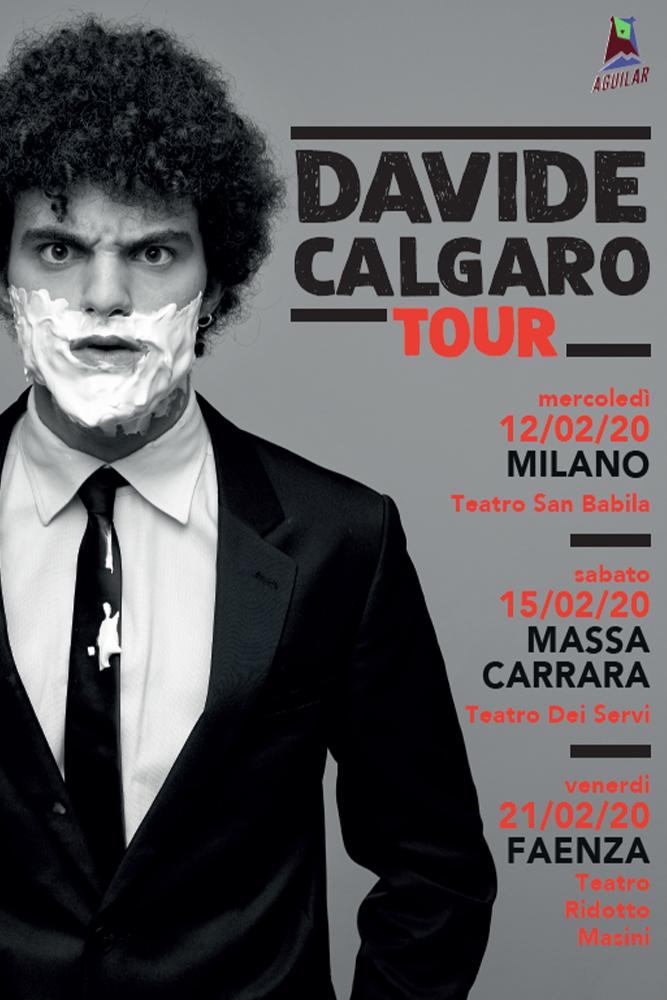 Davide Calgaro Tour