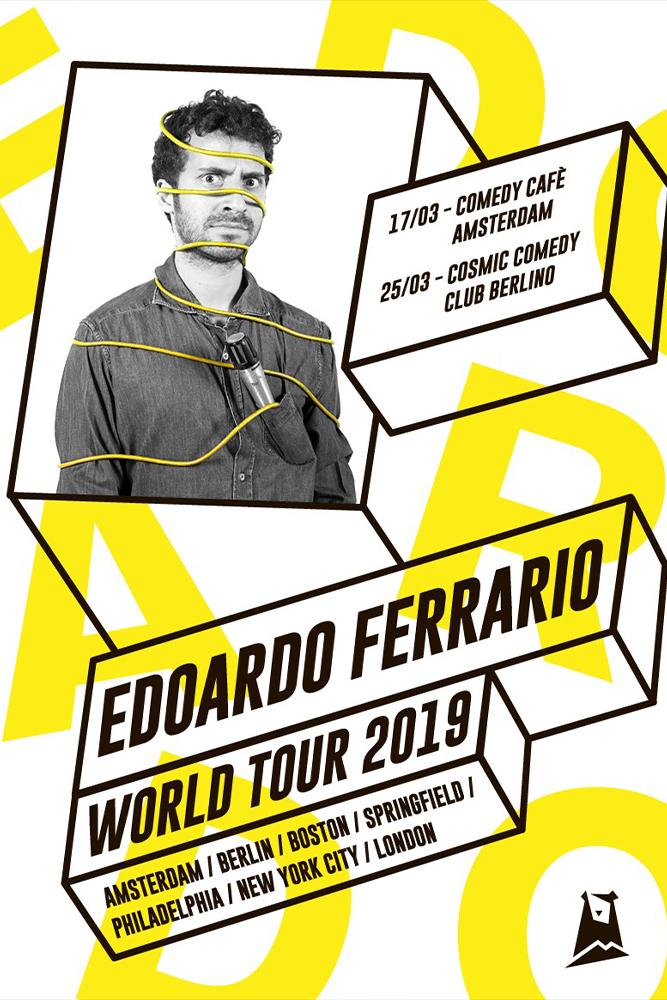 Ferrario World Tour