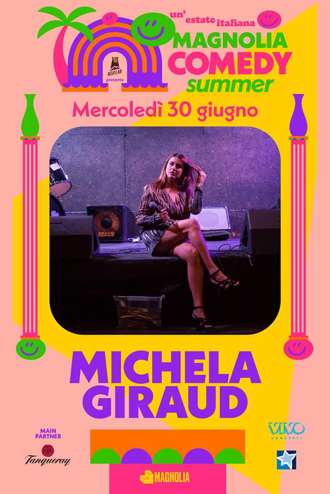 Michela Giraud al...