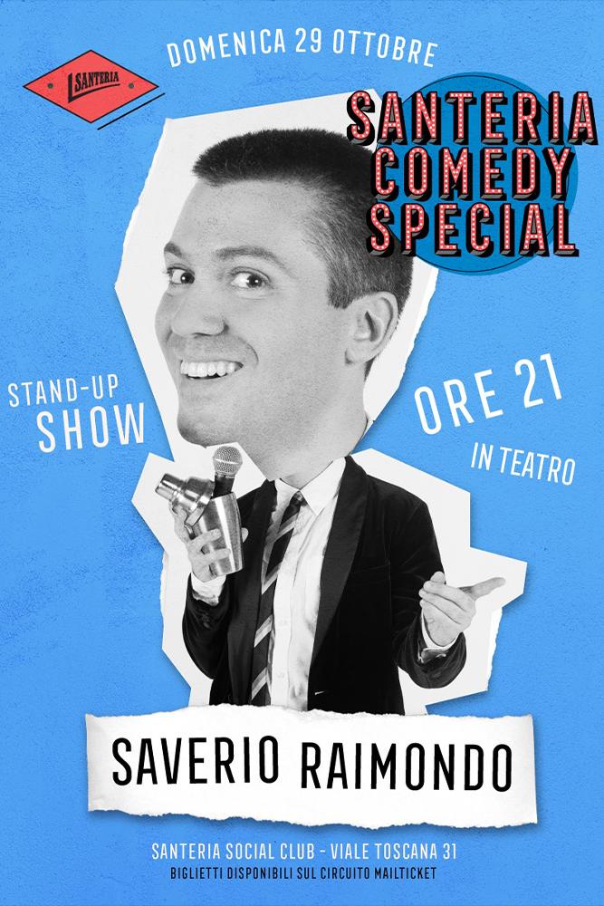 Saverio Raimondo Live...
