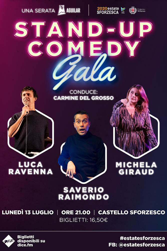 Stand Up Comedy Gala