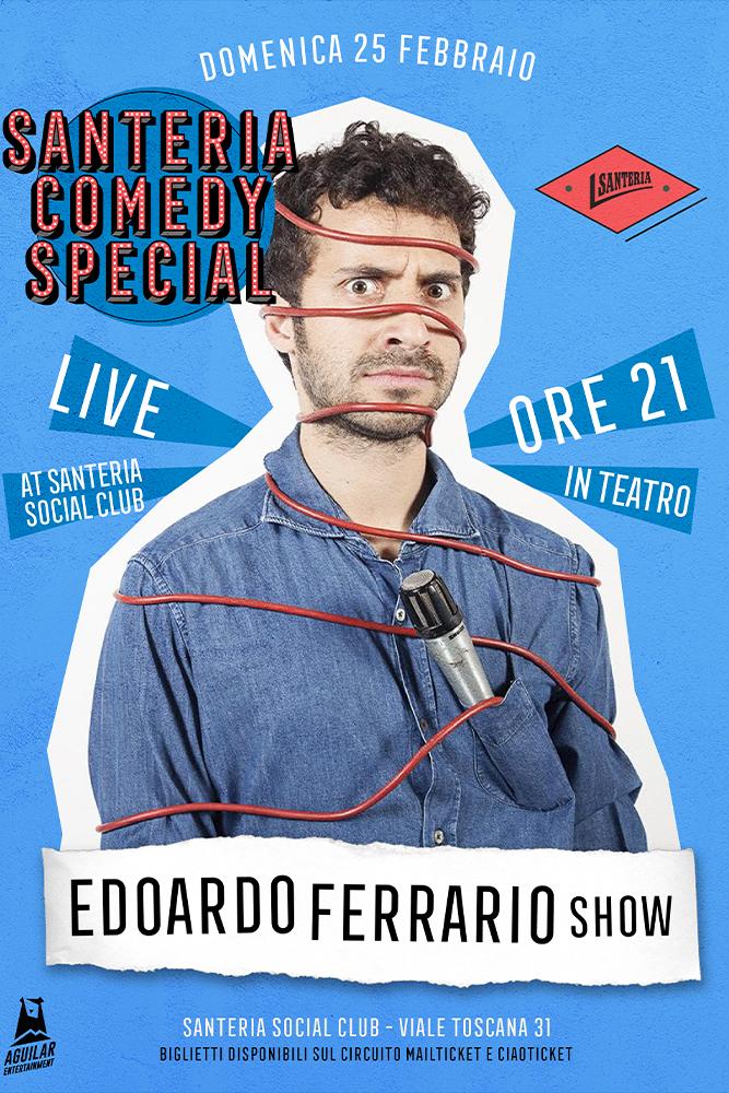 Edoardo Ferrario Live...