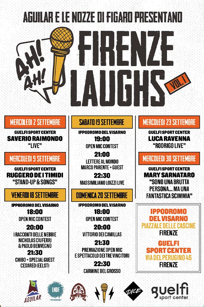 Firenze Laughs